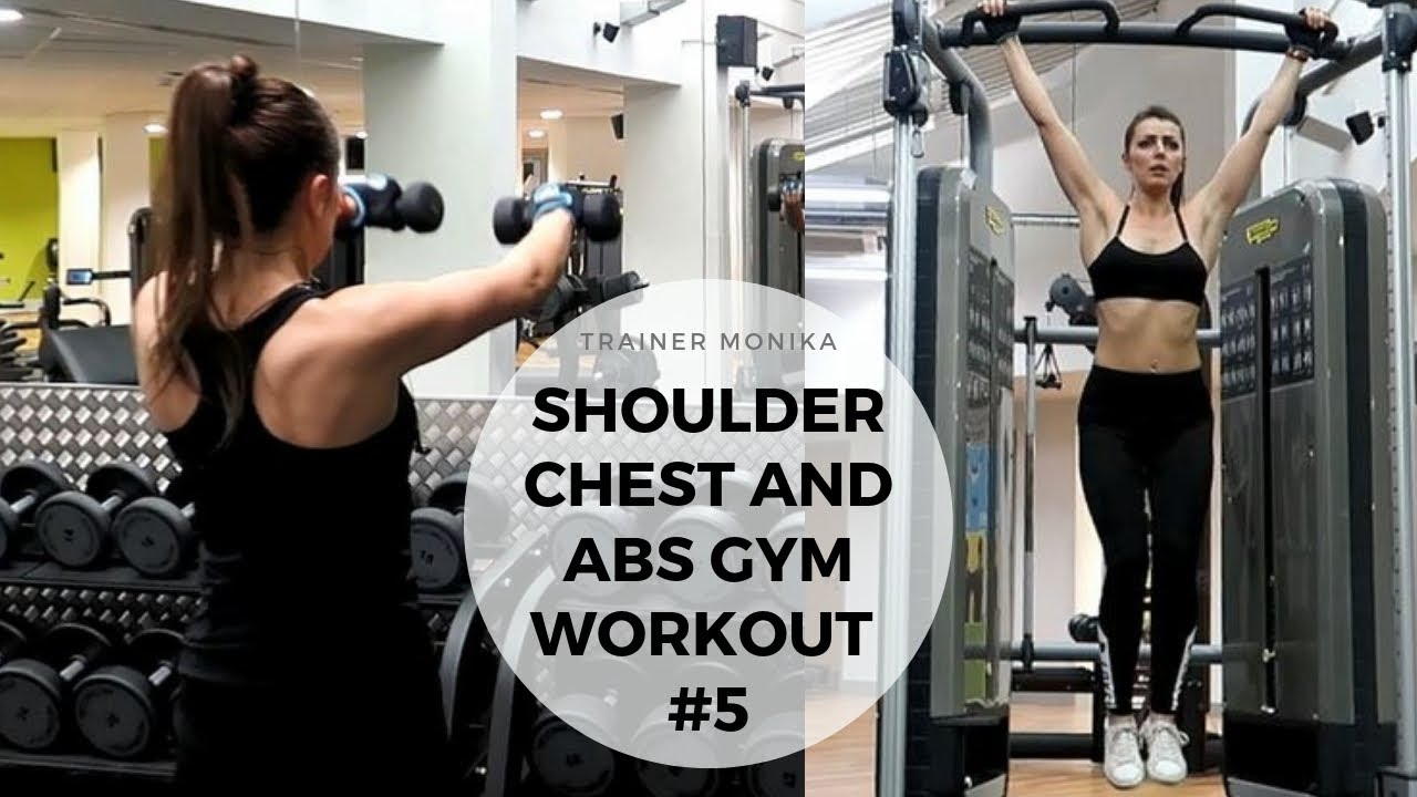 Shoulders-chest-and-abs-workout-at-the-gym-for-women-monikaannafit.com